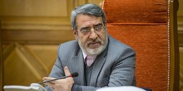 امیدواری وزیر کشور برای بازسازی واحدهای سیلزده تا پایان مرداد