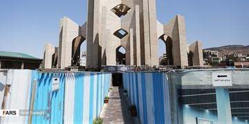 انتقاد ازکم کاری میراث فرهنگی و شهرداری تبریز در رابطه با مقبرةالشعرا/ به میزها دل نبندیم