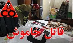مسمومیت 36 زنجانی با گاز مونوکسید کربن