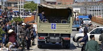 بهسازی و بازسازی 500 واحد مسکونی سیلزده گمیشان توسط سپاه گیلان