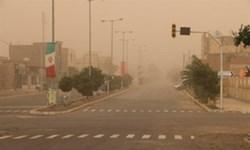 هوای ۴ شهر کرمانشاه در وضعیت هشدار قرار دارد