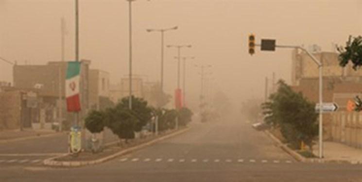 وزش باد نسبتا شدید و گرد و خاک محلی در کرمانشاه/ پایان هفته گرمی را پیشرو داریم