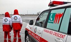 نجات 2 هزار مسافر و گردشگر نوروزی در جادههای منتهی به تکاب در شب گذشته