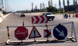 ورودیهای گیلانغرب مسدود شد