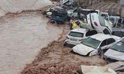 اعلام آخرین جزئیات مصدومان و کشتهشدگان سیلاب شیراز