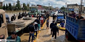 حقوق یک روز کارکنان کمیته امداد برای کمک به سیلزدگان اختصاص یافت