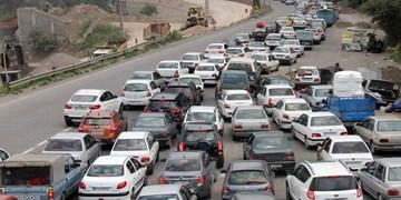 اجرای محدودیتهای ترافیکی در محورهای مواصلاتی البرز
