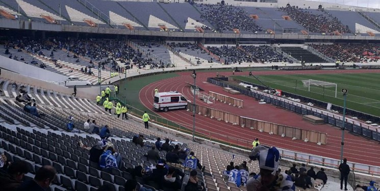 احتمال حضور افراد واکسن زده در استادیوم ها/ روند نزولی بیماری کرونا در پایتخت