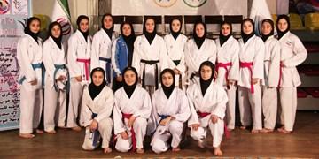اردوی تدارکاتی تیمهای ملی کاراته بانوان کشورمان خاتمه یافت + تصاویر