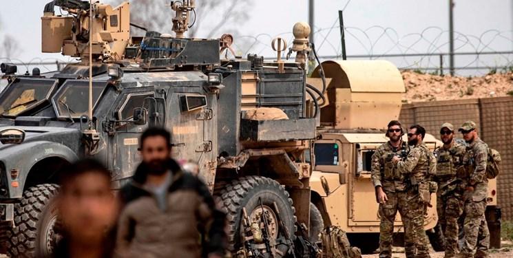 اخباری از جابهجایی یا تخلیه نظامیان تروریست آمریکایی در شرق سوریه