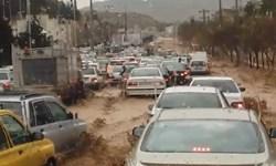 سیل شیراز و حکایت بازگشت بارندگیهای 200 ساله!/ماجرای پُر کردن درّه مجاور دروازه قرآن در دهه 60