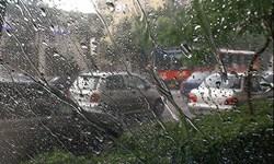 آسمان مازندران بارانی و سرد میشود/ بارش برف و باران در ارتفاعات