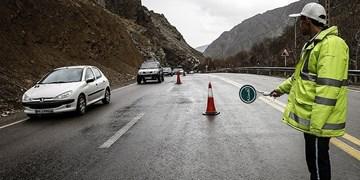 تمامی جادههای کرمانشاه لغزنده است/ اعمال محدودیتهای ترددی در استان