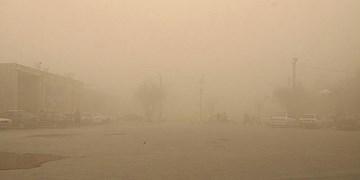 سرعت وزش باد در زابل به 79 کیلومتر بر ساعت رسید