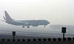 لغو و تاخیر در 5 پرواز ورودی و خروجی فرودگاه شیراز