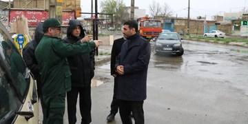 آمادهباش خراسانجنوبی: تمام مرخصیها لغو شد/ نجات ۵ گرفتار در سیلاب خوسف