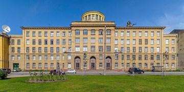 4 مجروح در انفجار دانشکده افسری سنپترزبورگ
