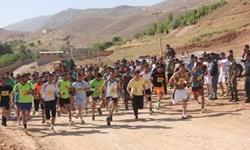 حضور ورزشکاران زنجانی در رقابتهای ورزشی روستائیان و عشایر
