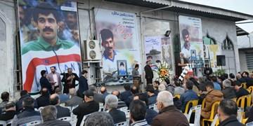 بیست و یکمین سالگرد درگذشت قایقران برگزار شد + عکس و فیلم