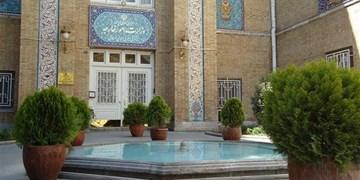 دعوت از سفیر رومانی به وزارت خارجه ایران و تسلیم یادداشت درباره مرگ قاضی منصوری