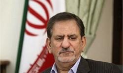 پیام تسلیت جهانگیری درپی درگذشت نجفی نماینده سابق مردم تهران در مجلس