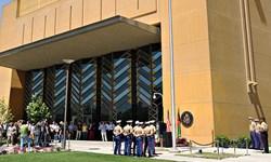 خدمات بخش کنسولی سفارت آمریکا در کابل تعطیل شد
