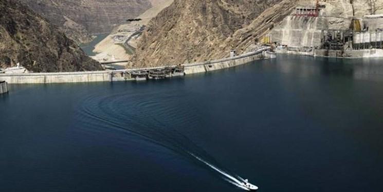 آخرین وضعیت میزان ورودی آب به حوضه کارون و سدهای خوزستان