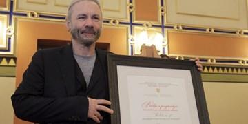 شهروندی افتخاری بوسنی برای یک خواننده