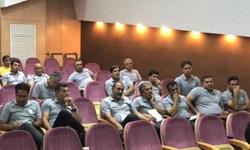 مربیان مشهور لیگ برتری خردادماه در کلاس حرفهای