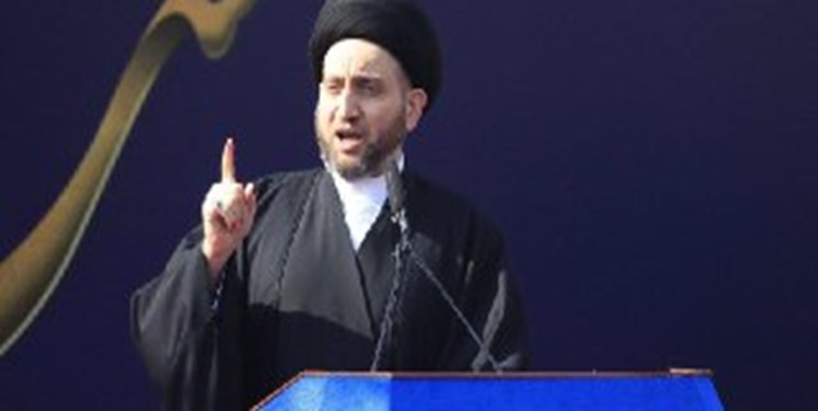 عمار حکیم: عراق به هیچ عنوان با رژیم صیهونیستی سازش نخواهد کرد