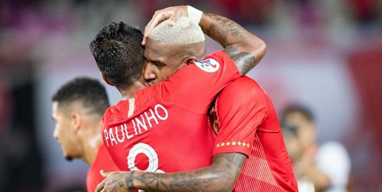 لیگ قهرمانان آسیا 2020  پیروزی گوانگژو مقابل یاران اینیستا