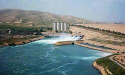 ذخیره ۱.۶۶ میلیارد مترمکعبی آب در پشت سدهای فارس