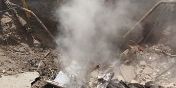 جزئیات ترکیدن لوله گاز در شهرک بعثت مشکین دشت
