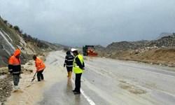 سیل یک مسیر اصلی و ۲۵ مسیر فرعی در خراسان رضوی را مسدود کرد