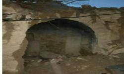 یک واحد مسکونی در «اسدیه» بر  اثر سیل تخریب شد