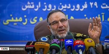 فرمانده نزاجا: دستاوردهای ارتش ارزبَری کمتری نسبت به نمونه های خارجی دارد