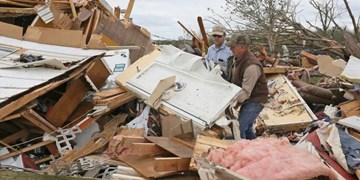 ضربه سنگین طوفان دلتا به تولید نفت آمریکا
