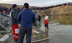 گودالهای پر از آب باران اخیر کرمانشاه قربانی دوم را نیز گرفت