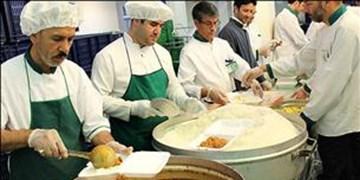 توزیع روزانه 1000 پرس غذای متبرک در کلات