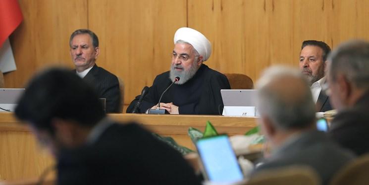 هیات دولت: کشور نیازمند انسجام برای تامین منافع ملت ایران است