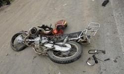 مرگ جوان ۲۰ ساله گرمساری بر اثر واژگونی موتورسیکلت