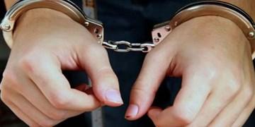 درگیری اشرار با پلیس در صیدون باغملک/2 نفر دستگیر شدند