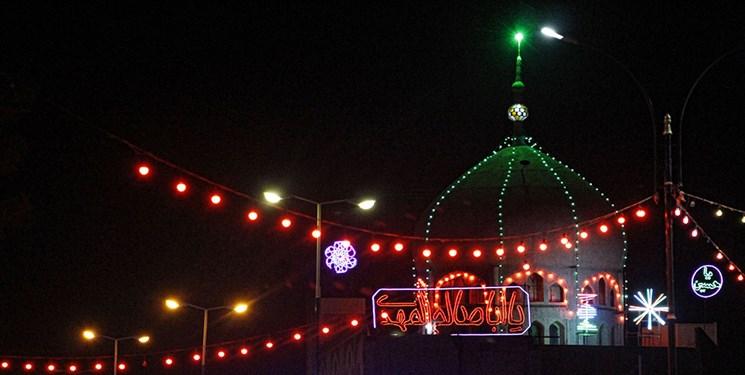 برگزاری جشنواره «۳۱۳ ثانیه انتظار»/ نورافشانی ۱۰۸ نقطه تهران در شب نیمه شعبان