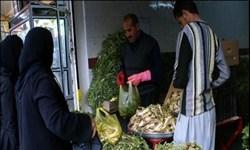 سایه کرونا بر بازار گیاهان بهاری در کرمانشاه/ مردم امسال گیاهان کوهی مصرف نکنند