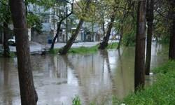 ادامه بارشهای پراکنده تا فردا در آسمان مازندران