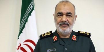قدردانی سرلشکر سلامی از قرارگاه خاتم الانبیا (ص): «آزادراه غدیر» محصول همت و اراده ایرانی در عصر جنگ اقتصادی دشمن