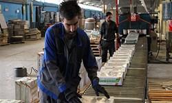 توقف تولید در کارخانه «کاشی کاژه» اسلامآباد غرب/ 800 کارگر در آستانه بیکاری
