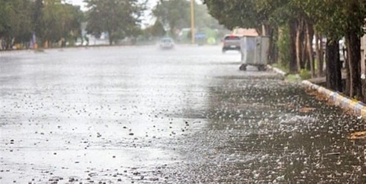 ورود سامانه پرفشار بارشی به گنبدکاووس/ بارش 35 میلیمتری و وزش شدید باد