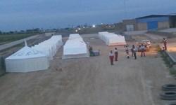 سیل خوزستان در مجموع سبب تخلیه 274 روستا شد