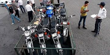 ترخیص وسایل نقلیه توقیفی ورامین در مراکز پلیس +۱۰